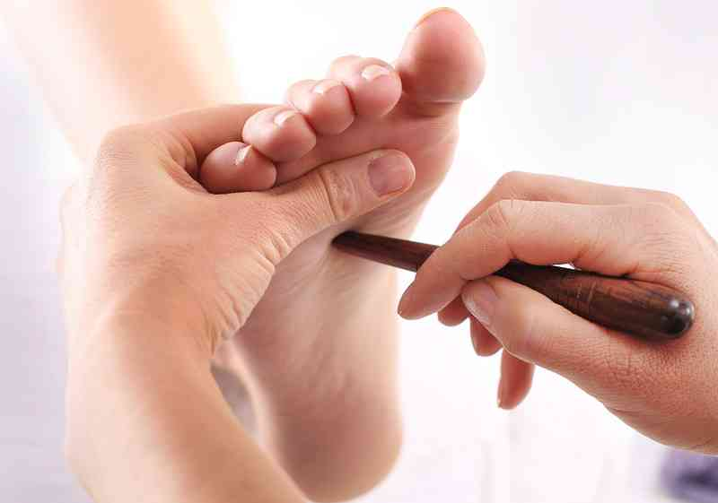 reflexology sticks